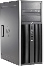 Hewlett Packard Core i5-2400 3.1GHz, 4GB DDR3 120GB SSD