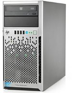 HP ML310e v2 Gen8 szerver 4 GB RAM 2x1 TB sata HDD